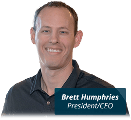 Brett Humphries